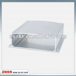 Aluminum enclosure for electronic