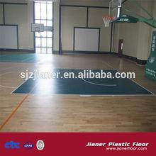 Hot Sale Combodia Vinyl Basketball Flooring