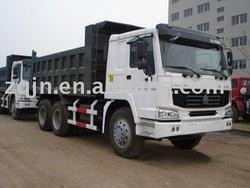 SINOTRUK HOWO heavy duty 6x4 truck