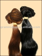 indian remy hair extension dark red hair weave 2012 hot sell to America market