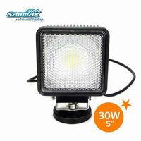 "5"" 30W high power LED lighting Tractor worklight Mining lighting SM6301"