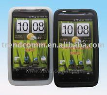 elegant silicon case for HTC 6400