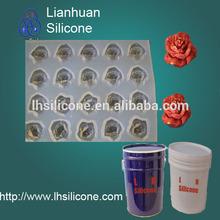 High Transparent Liquid Silicone Rubber (Platinum Molding),bendable jewelry silicone