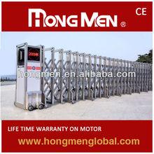 Porta design, rendere porta di ferro, del cancello di oscillazione del motore di controllo remoto cancello di estensione