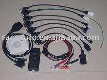 Free shipping Motorbike scanner For Yamaha,Suzuki,Piggio and SYM,KYMCO, HTF Motor diagnosis