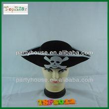 Cheapest Price Felt Black Gangster Hats