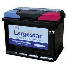 Lead-Acid Car Battery 12Volt Battery MF DIN45 12V45Ah