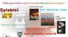 full spectrum energy saving lamps