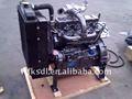 4 cylindre Weifang Ricardo K4102D moteurs diesel