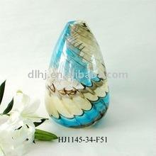 Phoenix Art Murano Glass Vase