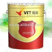 Vit água - base de fluorocarbono pintura da parede exterior/ revestimento swa-2361