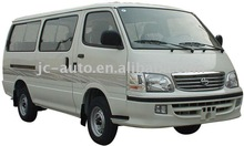 6-12 seats Flat roof flat nose, Jincheng minibus (GDQ6480A1)