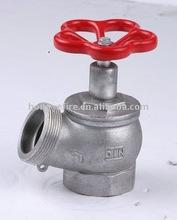 Alu oblique landing valve