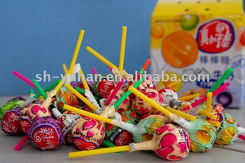 Full automatic Lollipop Wrapping Machine