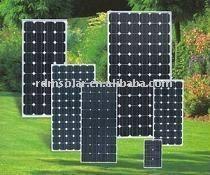 high efficiency monocrystalline solar panel (156mm)