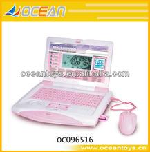 OC096516 girls English&Portuguese&Spanish Learning Machine Education Toy