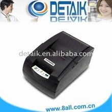 Dot Matrix POS receipt printer ( 76mm ) with cutter for option / POS Printer