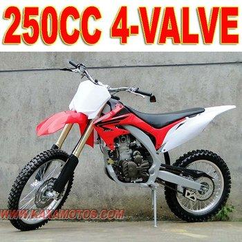 24HP 4 Valve China Racing Motorcycle 250cc