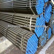 ASME B36.10 ASTM A106 A53 A179 A178 A192 seamless carbon steel pipe