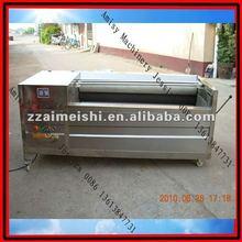 On sale rubber roller carrot washing Potato lotus peeling machine