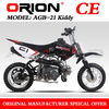 China Apollo ORION 50CC Dirt Bike (AGB-21 50cc Red sticker)