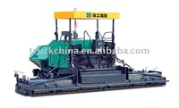 XCMG 7.5m asphalt concrete paver/ road construction machinery road paver