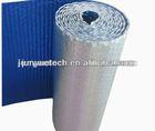 Multilayer aluminum foil buble heat insulation materials
