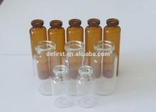 Pharmaceutical glass vials