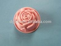 Rose Shape Silicone Cupcake molds