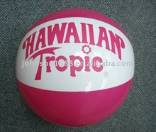"""18"""" inflatable beach ball inflatable air filled balls"""