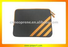 Soft Neoprene(Water Resistance) laptop Sleeve Simple and Elegant Laptop bag Notebook case