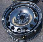 Silver Steel Rim,2014 Best Selling Car Wheels