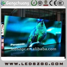 waterproof outdoor flexible led curtain display(GC-P16)