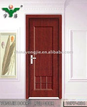 WFP-034 2012 new design pvc interior doors,YIWU office
