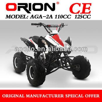 China Apollo ORION CE NEW QUAD AGA-2A Mini Kids ATV Diesel