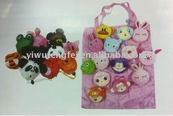 polyester animal foldable bag