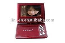 portable DVD player with Game & TV