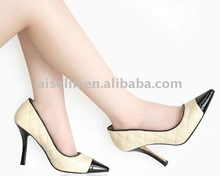 Large sizes Sexy women high heel pumps for big women shoes