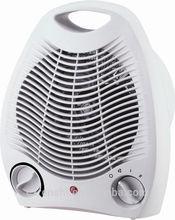 2015 The white plastic electric fan heater FH-03 1000W 2000w