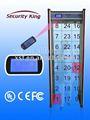 El mejor paseo- a través del detector de metales precio de un fabricante líder xst-f24