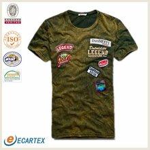 Fashion Applique Bamboo T Shirts Wholesale