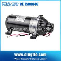 used car wash machine /hydraulic lift for car wash/160psi DC &AC high pressure water pump for car wash