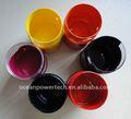 De la serie cm orgánicos/inorgánicos pasta de pigmento para la mezcla de la máquina
