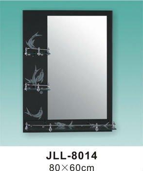 Glass Bathroom Shelf on Glass Shelves With Mirror Bathroom Mirror  View Glass Shelves With