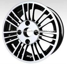 2014 hot sales high quality alloy wheel rim 4 hole