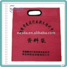 waterproof pp non-woven file bag