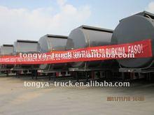 30000L-60000L de combustible / aceite / química cisterna semirremolque venta