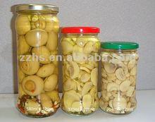 Canned Mushroom Whole in Marinated
