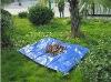 pe coated Tarpaulin laminated ground covering waterproof tarpaulins fabric