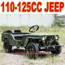 125cc Petrol Mini Jeep